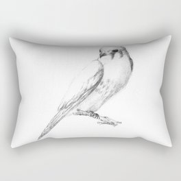 Kestrel quarter Rectangular Pillow