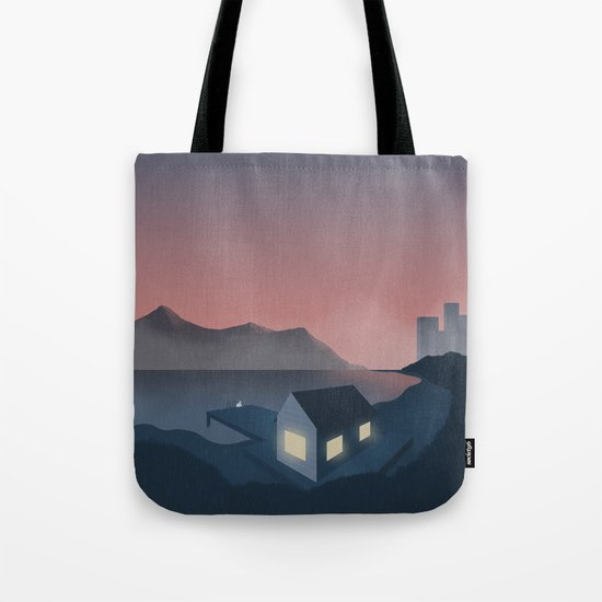 The Same Deep Water as You Tote Bag