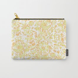 Flower Style Pattern XXXV Carry-All Pouch