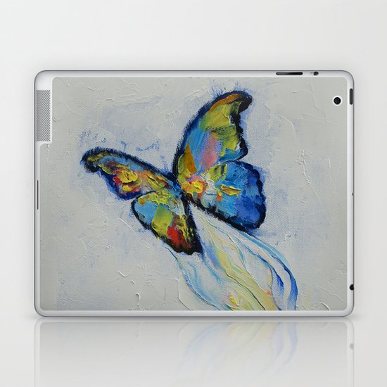 Opal Butterfly Laptop & iPad Skin