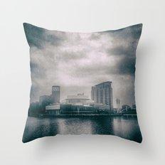 Taken on Film (Zeiss Ikoflex IIa) Throw Pillow