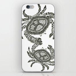 Dancing Crabs iPhone Skin