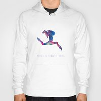 dancer Hoodies featuring Dancer  by ShaMiLa