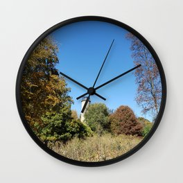 GOVERNOR  d Wall Clock