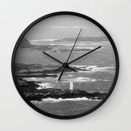 Ireland Oceanview Wall Clock