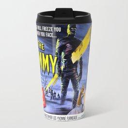 The Mummy, vintage horror movie poster Travel Mug