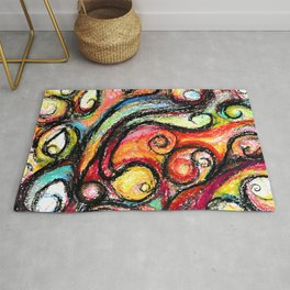 Swirl About Rug