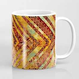Tribal  Ethnic Boho Pattern Coffee Mug