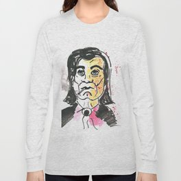 Vincent Vega Long Sleeve T-shirt