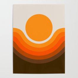 Golden Canyon Poster