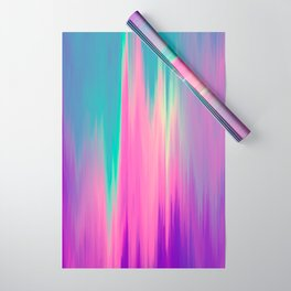 Beautiful Mermaid Colors Wrapping Paper