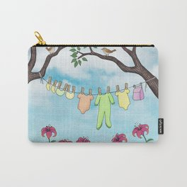 clean baby, happy home Carry-All Pouch
