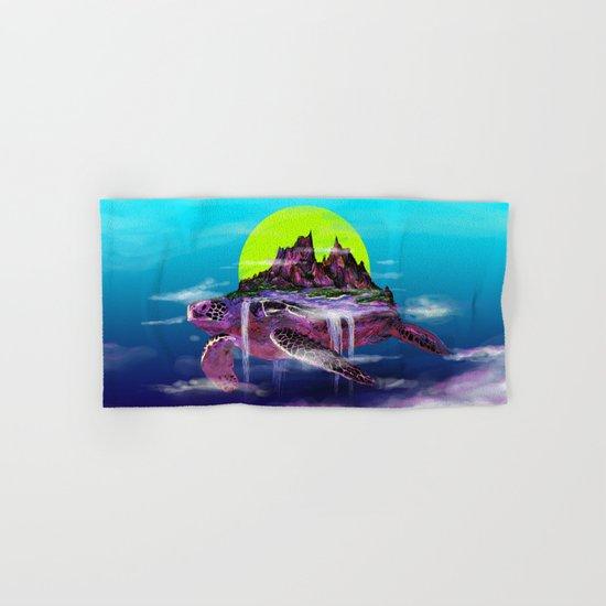 Turtle Paradise Hand & Bath Towel