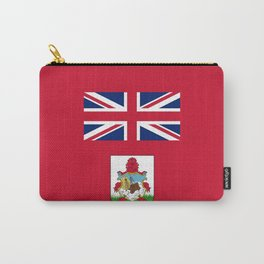 Flag of Bermuda Carry-All Pouch