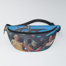 placard Weston-Super-Mare Fanny Pack