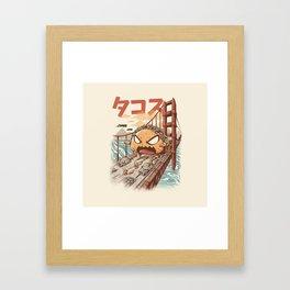 Takaiju Framed Art Print