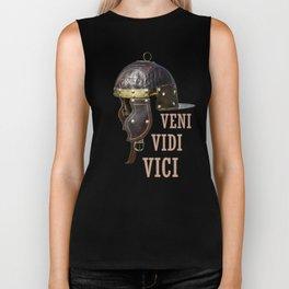 Veni, Vidi, Vici Biker Tank