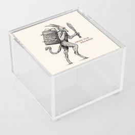 Gruss vom Krampus Acrylic Box