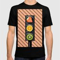 Fruity Traffic Lights by printpix