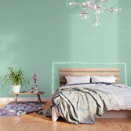Mint Green Wallpaper