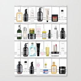 Oh My Cream Top shelf! Canvas Print