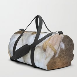 Garlic Bulbs Duffle Bag
