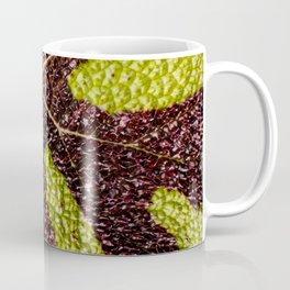 Bumpy Begonias Coffee Mug