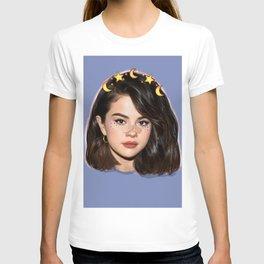 Kawaii moon girl T-shirt