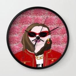 cheeky  Wall Clock