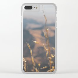 Nature's tinder Clear iPhone Case