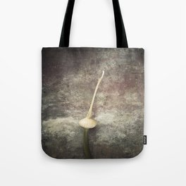 Allium Bud Tote Bag
