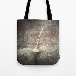 Allium Bud Tote Bag