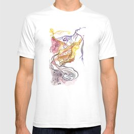 Iceland Abstracted: Krafla T-shirt
