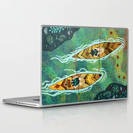 Kayaking Laptop & iPad Skin