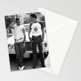Richard Franklin Lennox Thomas Pryor - Stand-Up - Comedy - Black - Actor - Director - Hollywood Eddi Stationery Cards