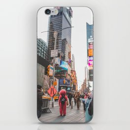 Not on Sesame St anymore iPhone Skin