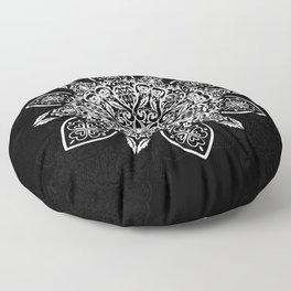 Mandala Floor Pillow