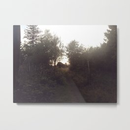 path to elightenment Metal Print