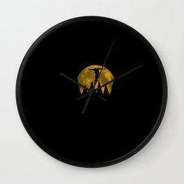 MTB Wall Clock