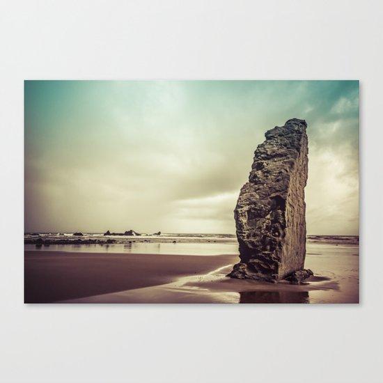 Ocean Beach - Sacred Space by the Sea Canvas Print