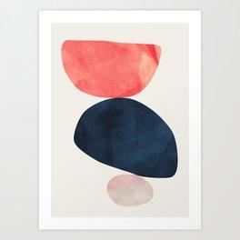 Balance II Art Print