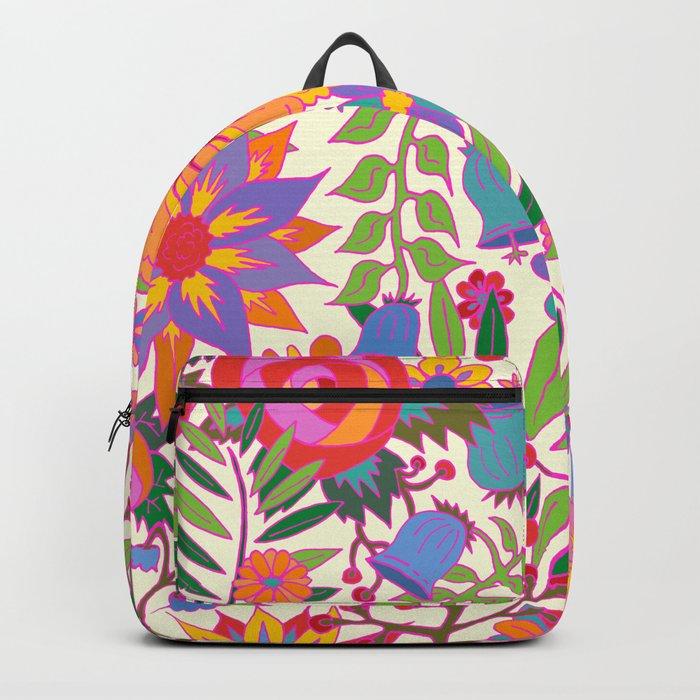 Just Flowers Lite Backpack