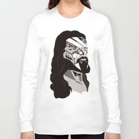 merry christmas Long Sleeve T-shirts featuring Merry Christmas by Tshirtbaba