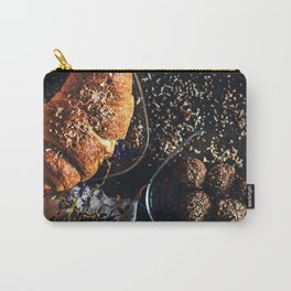 Sweet Bread Carry-All Pouch