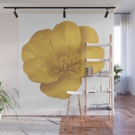 Buttercup Cutout Wall Mural