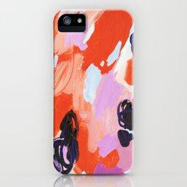 Pie For Breakfast iPhone Case