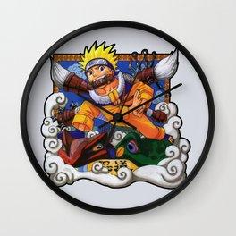 Naruto Uzumaki Great Wall Clock