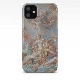 The Triumph of Venus - François Boucher - 1745 iPhone Case