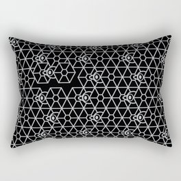 ESCAPE With Tie Fighter Rectangular Pillow