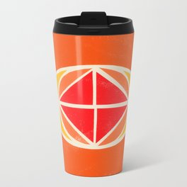 Vesica Piscis 2 Metal Travel Mug